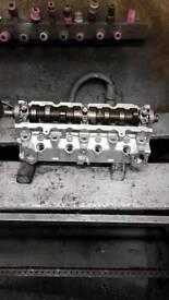 Citroen belingo dw8 cylinder head