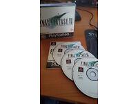 Final Fantasy VII Black Label