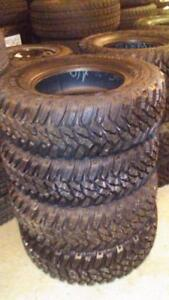 4-LT265/70R17 ECO TRAIL MASTERS 10 PLY A/S M/T