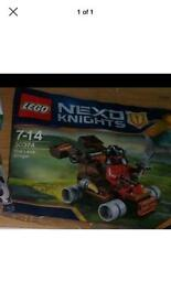 Lego Nexo Knights 30374 polybag The Lava Slinger x 130
