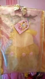 Beautiful set of brand new Disney Princess dresses