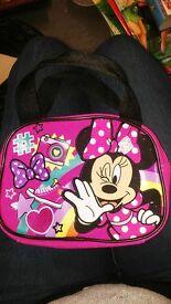 Minnie Mouse Kids Bag.