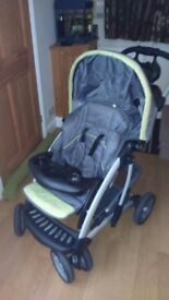 Travel system in very good condition