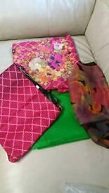 Mahnoor brand linen suit
