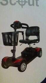 Scout Mobility Scooter