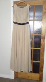 BRIDESMAID'S / SPECIAL OCCASION DRESS