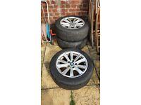 BMW alloy wheels F10/11
