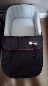 Mamas & Papas Pram Base only (fits on MPX Chassis)