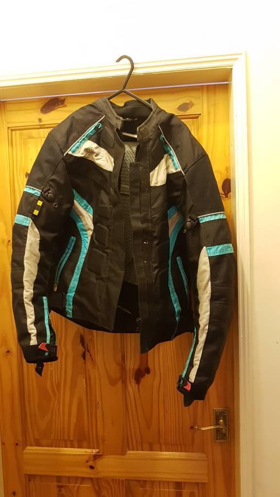 Womens motorcycle jacket
