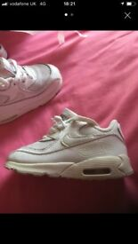 Size 6.5 Nike air max for sale