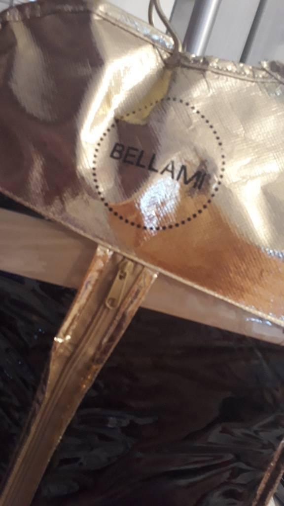 Bellami Darkest Brown Clip In Hair Extensions 22 24 Inches