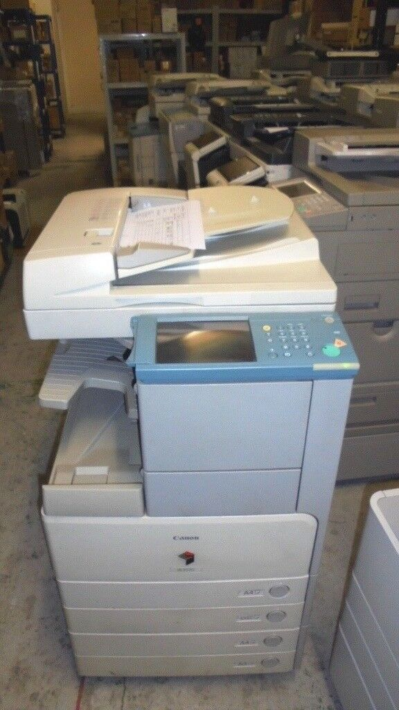 CANON IMAGERUNNER 3570 MONO / BLACK AND WHITE PHOTOCOPIER / FAX PS/PCL