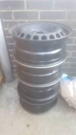 T5 steel wheels