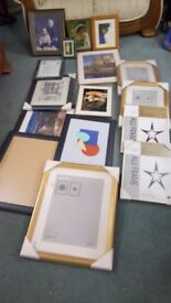 Picture Frames, Multiple Sizes