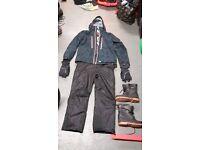 Mens Snowboard gear
