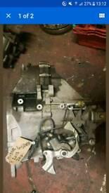 FORD KUGA 2013 6speed gearbox 2.0 diesel