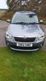 Skoda Roomster Scout 1.6tdi