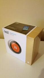 Nest learning termostat BRAND NEW, SEALED !