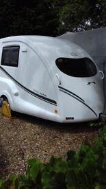 Go-pod 2 berth caravan 2016