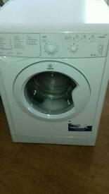 Range of good quality washing machines and dryers