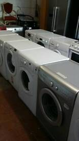 Washers cookers fridges new and refurbished