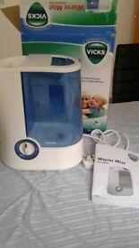 Humidifier Vicks