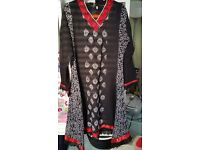 Girls special occasion Indian suit