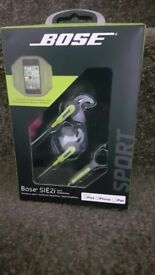 Bose SiE2i Headphones not sony or beats by dre