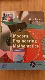 Modern Engineering Mathematics - Glyn James