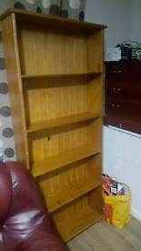 Good condition Wood Book Shelf