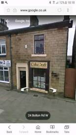 Large shop to rent ramsbottom