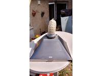cooker extractor fan hood