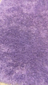 rug from next, purple, the colour is deeper then the photo