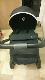 Oyster 2 pram including carrycot