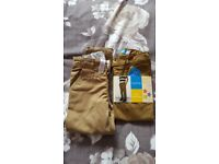 Trousers age 3-4 years