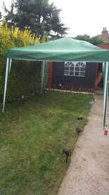 Gazebo 3x3 pup up