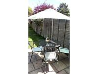 Garden Furniture Patio set