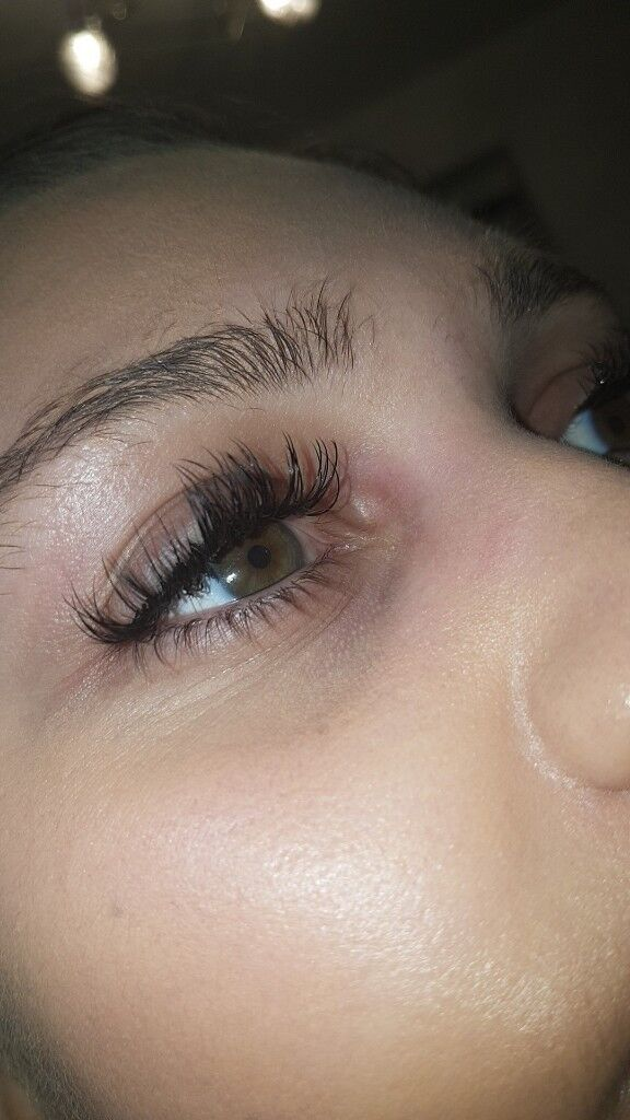 Eyelash extensions Coventry  Mobile service specialising in semi