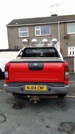 Rare Nissan Navara Rally Raid Limited Edition 4x4 115k miles ready for winter