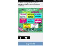 Eastern Electrics, SW4, Bestival, Boy Better Know Takeover, Snow Bombing, Bestival