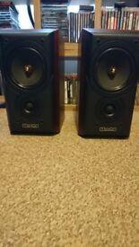 Mission 771 speakers