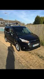 Ford Transit Connect Limited 115ps NO VAT!!!!!