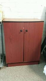 Storage Cabinet Bookcase - £10