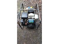 Honda gc160 generator 110v and 240v