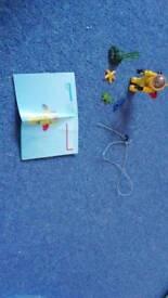 Playmobil deep sea diver 4479