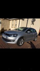 Volkswagen Polo low mileage and long MOT