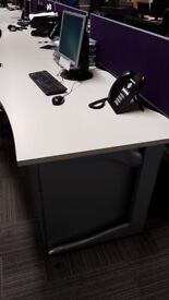 Office furniture/desks and tables