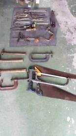 Various Hand Tools for Sale