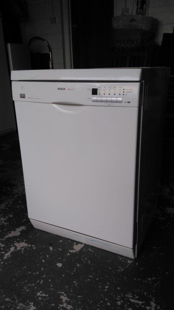 Bosch EXXCEL Full Size Dishwasher
