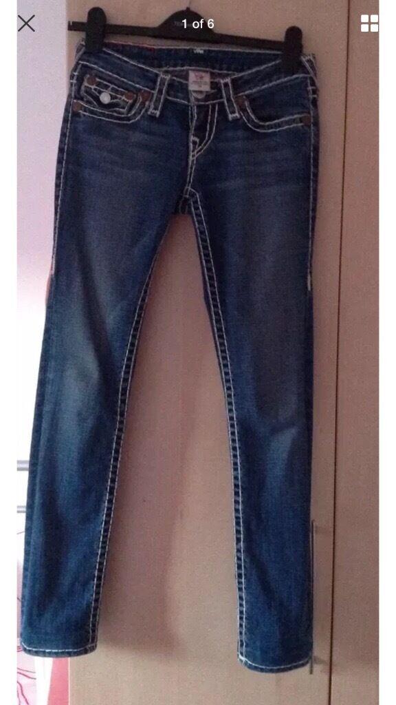 True religion ladies jeans